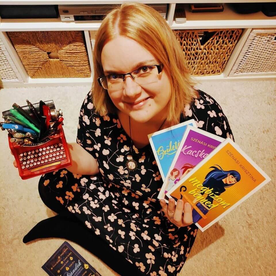 ÍRÓ SZÜLETIK – A Születésnap c. regény létrejötte